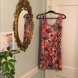 Adorable Colorful short dress